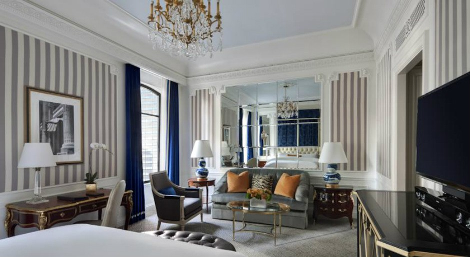 Hotel St. Regis en Nueva York - Soplos Viajeros