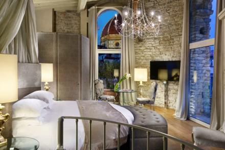Hotel Brunelleschi en Florencia - Soplos Viajeros