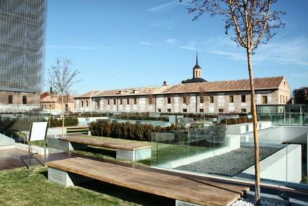 Parador de Alcalá de Henares - Soplos Viajeros