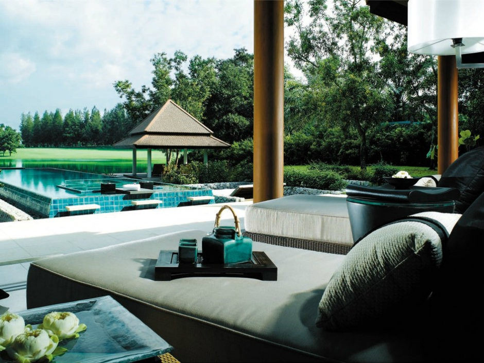 Hotel Banyan Tree en Phuket - Soplos Viajeros