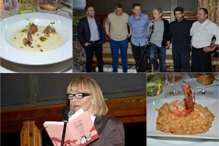 Cena soplos viajeros enero 2016