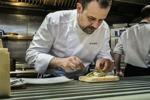 Chef Restaurante Auga Gijón