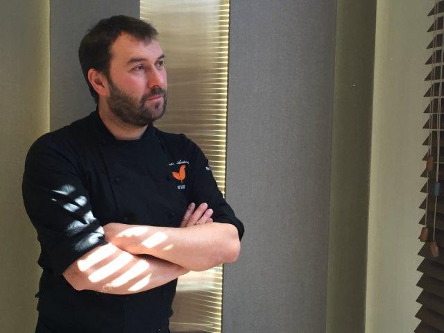 Martín Aristondo chef kukuarri 2017
