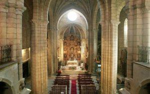 Galicia Parador Santo Estevo Soplos Viajeros