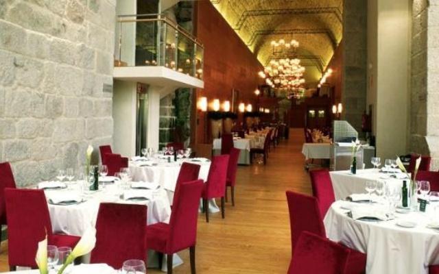 Restaurante Dos Abades Parador Santo Estevo