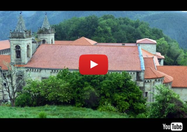 Video Parador Santo Estevo Soplos Viajeros