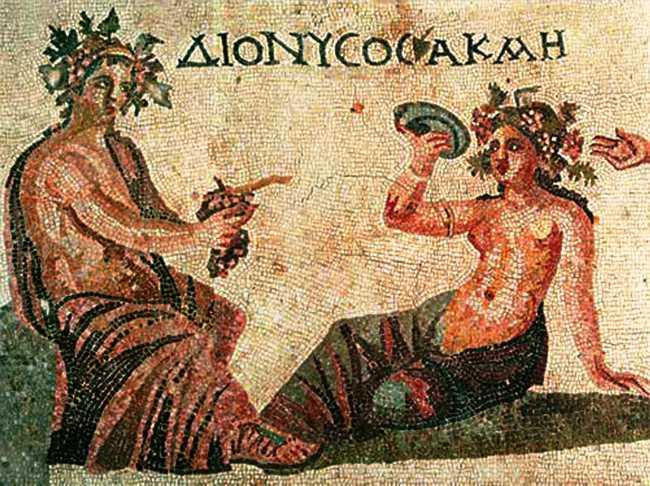 Mediterráneos civilizados y bárbaros del norte
