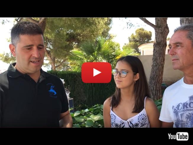 Entrevista Candela Ciclo Indoor Solidario SoplosViajeros