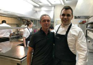 Chef Marc Segarra LeDomaine SoplosViajeros