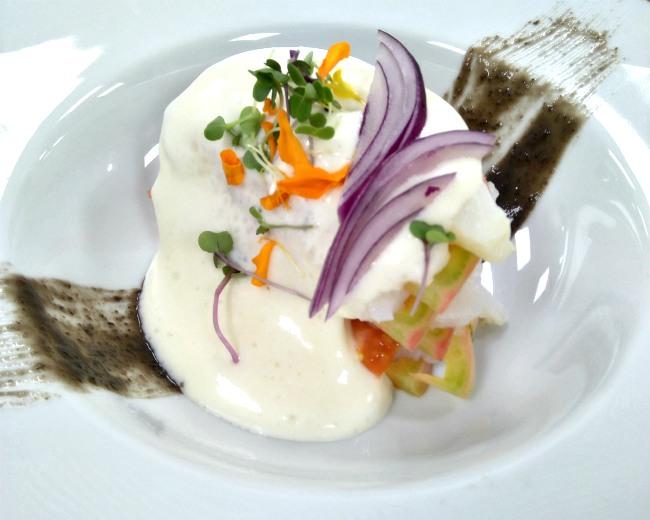 Restaurante Parador Lleida Soplos Viajeros