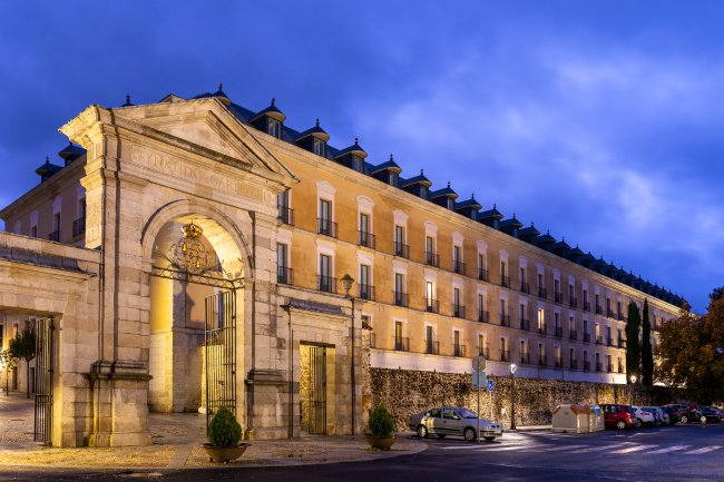Parador La Granja Segovia
