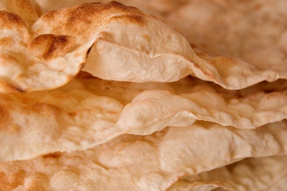 Pan plano panaderia artesanal artes