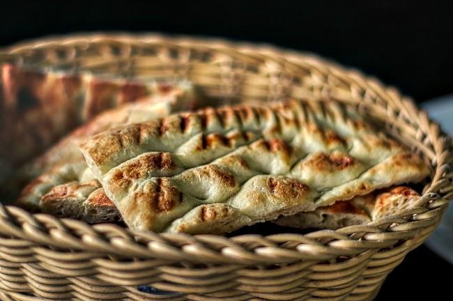 Masa pan plano Panaderia Artes SoplosViajeros